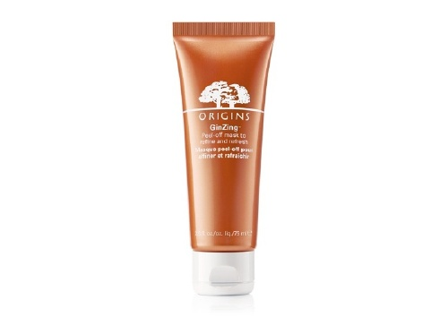 GinZing Peel-Off Mask To Refine And Refresh, Origins