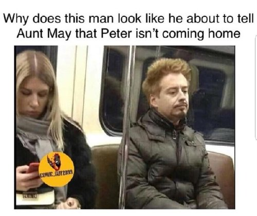 A year in Marvel memes