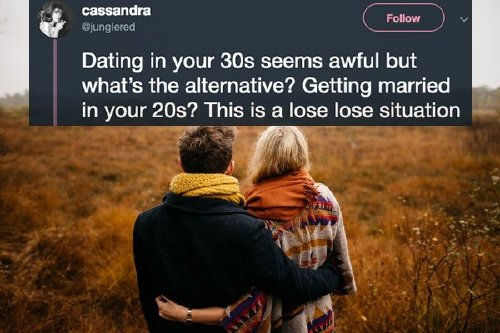 Dating is hard, and I have the tweets to prove it