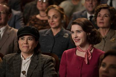 Frank, funny, feminist: The Marvelous Mrs. Maisel is the female-led comedy we deserve