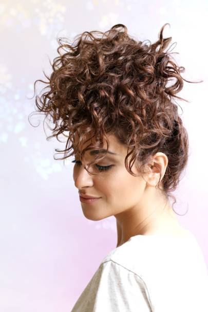 GLAMOUR columnist, Sarah Angius, shares the hacks every woman with curly hair *needs* to know