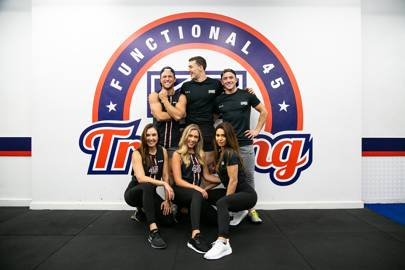 I lost 6.5% body, fat and rid my bum of cellulite by doing, the F45 8-Week Challenge