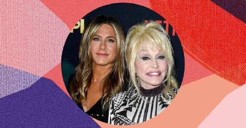Jennifer Aniston and Dolly Parton talk Dumplin', body confidence and how to live your best life