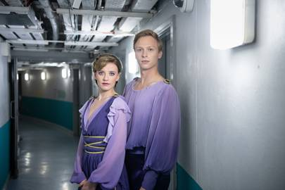 Meet Will Tudor, The sequin-clad Christmas crush you need on your screen