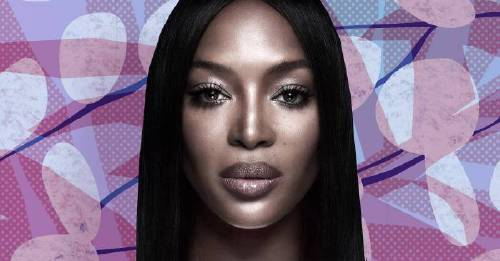 Naomi Campbell has landed her first-ever beauty campaign for NARS