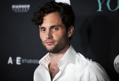 NEW YORK, NY - SEPTEMBER 06: Penn Badgley attends
