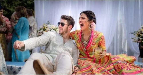 Priyanka Chopra's Wedding Makeup Was Simply Beautiful