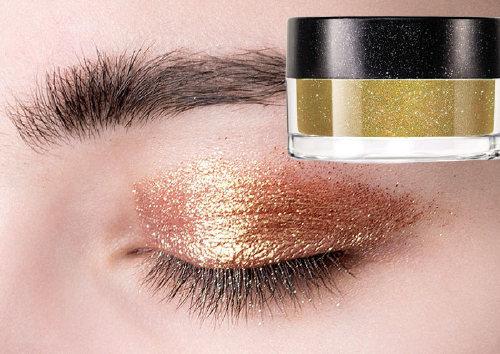 Сверкающая пудра для глаз, Starlit Diamond Powder, Make Up For Ever