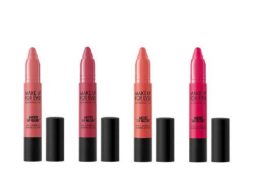Матовый стик для губ Artist Lip Blush, Make Up For Ever