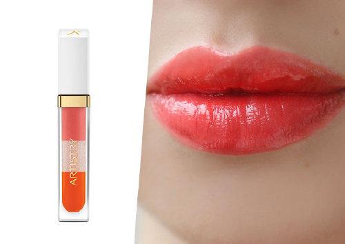 Блеск для губ с подсветкой Signature Colour, оттенок Popsicle, Artistry