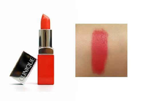 Помада Lip Colour+Primer, оттенок Poppy Pop, Clinique