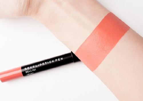 Помада-стик Sexy Lipstick Pen, оттенок Bellini, Romanovamakeup