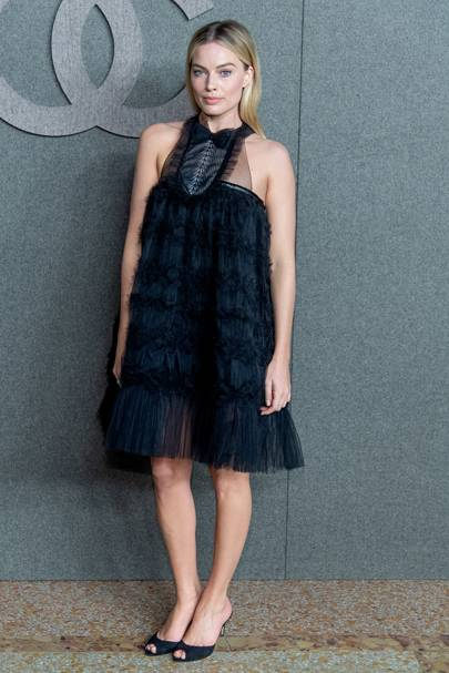 This will be the unexpected party season trend according to the chicest guests at the Chanel show
