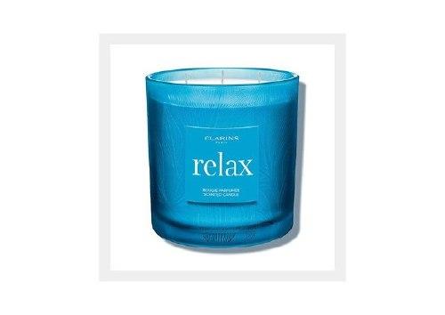 Ароматизированная свеча Relax, Clarins