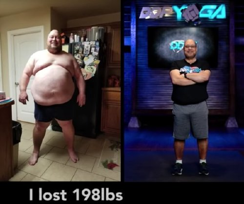 2721695 3 This man is almost unrecognizable after his dramatic weight loss journey (17 photos)
