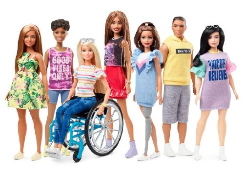 Barbie Is Adding 2 Dolls With Disabilities, to Its Fashionistas Collection
