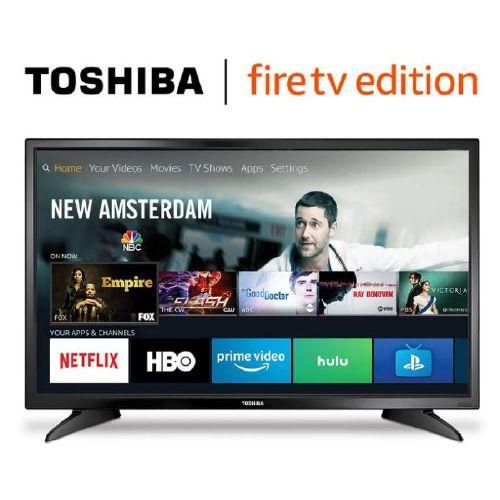 Toshiba 32-inch 720p HD Smart LED Fire TV Edition (Photo: Amazon)