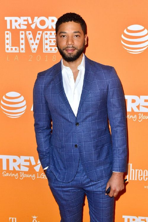 "Jussie Smollett Breaks Silence After Brutal Attack, ""My Body Is Strong but My Soul Is Stronger"""
