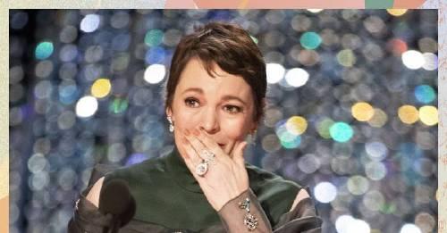 Olivia Colman's, hilarious Oscar speech deserves, an award of its own