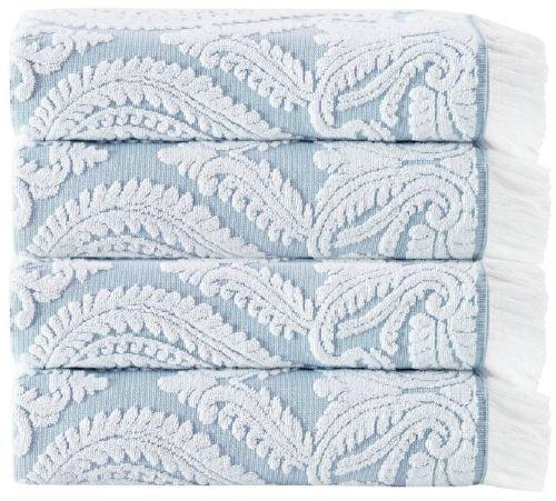 Laina Turkish Cotton Bath Towels (Photo: Overstock)