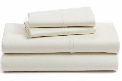 400 Thread Count Organic Cotton Sateen Sheet Set (Photo: Nordstrom)