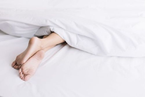 Now's the time to stock up on new sheets, comforters, and towels. (Photo: Getty Images)