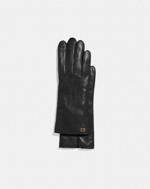 Coach Sculpted Signature Tech Gloves