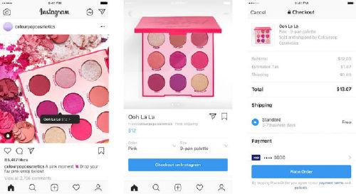 Instagram Just Made It Way Easier To Shop In-App