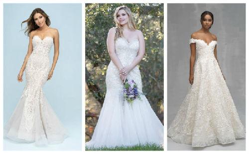 2019 wedding dress trends