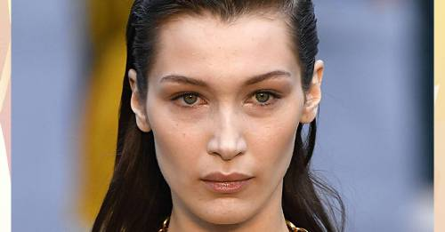 Bella Hadid swears by and it gave me actual cheekbones