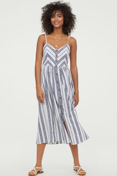 This Is The Sundress Trend Everyone Is Wearing This Season