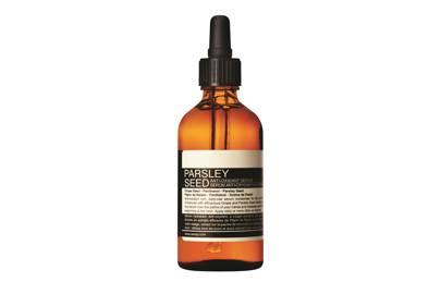 Parsley seed anti-oxidant serum, £55, Aesop