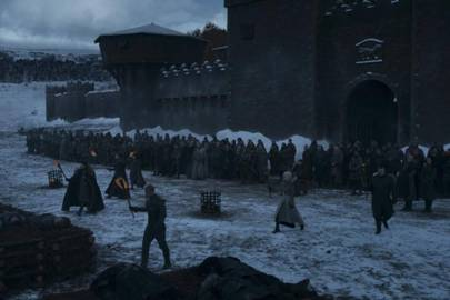 Game of Thrones episode