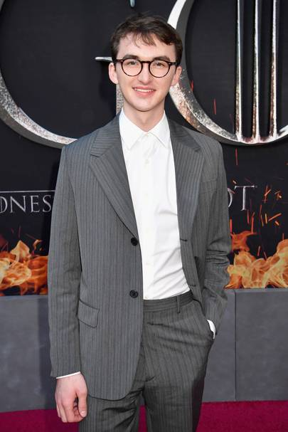 Isaac Hempstead Wright gives us clues about the epic Game of Thrones ending