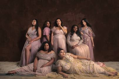 This kickass shoot celebrating plus-size Asian women is so damn powerful