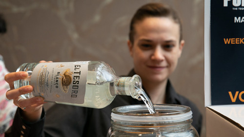 Barkeep Madeline Ridgway and the Weekend in West Texas Punch
