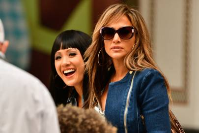 Everything we know about Jennifer Lopez, Constance Wu