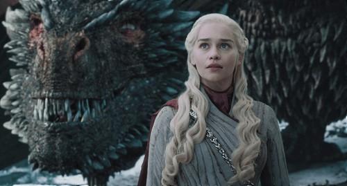 Dany readies her dragons