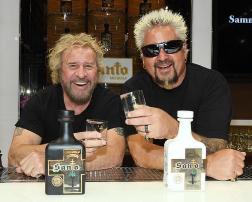 Guy Fieri Sammy Hagar Tequila (1)