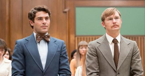 Zac Efron Extremely Wicked May Netlix