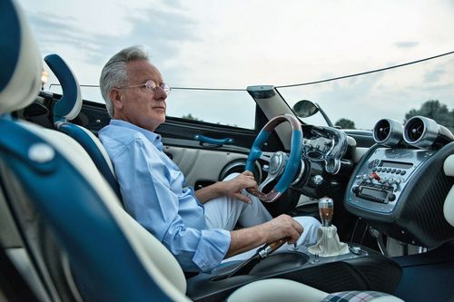 Founder Horacio Pagani is one of the true geniuses in automotive design.