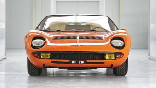 The Italian Job Lamborghini Miura (3)
