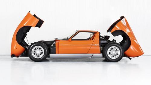 The Italian Job Lamborghini Miura (4)