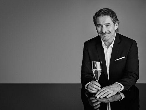 Moët & Chandon's Chef de Cave Benoît Gouez.