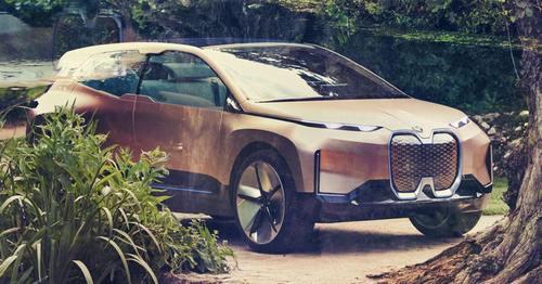 BMW Vision iNEXT Shanghai Autoshow Promo