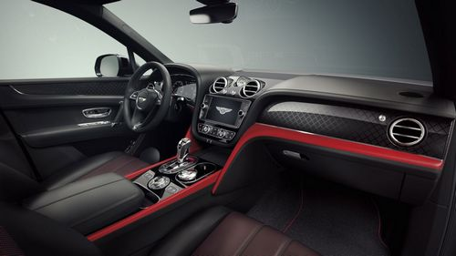 Bentley Bentayga V8 Design Series (2)