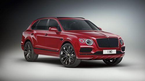 Bentley Bentayga V8 Design Series (4)