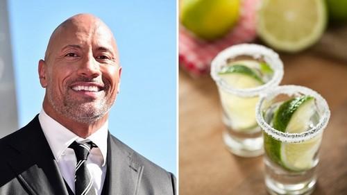 Dwayne Johnson; Tequila