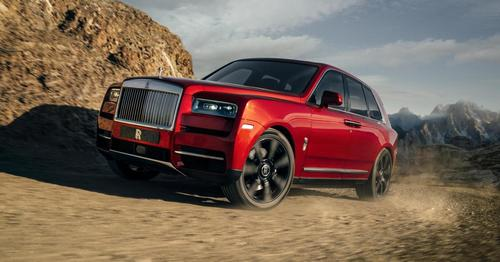 The World's Most Ridiculously Powerful Rolls-Royce Is Made In The USA