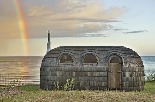 triple sauna